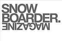 --snowboarder