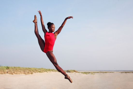 Michaela DePrince - balletdanseres